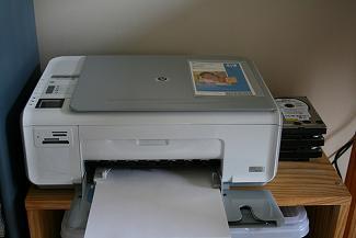 Les imprimantes jet d'encre